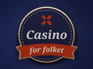 Folkeautomaten – Casino for folket