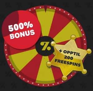 Mobilautomaten Casino velkomstbonus