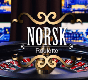Norsk Roulette i Live Casino