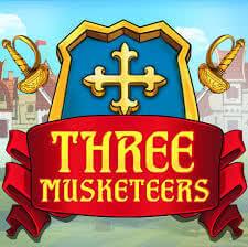 Three Musketeers progressiv jackpot