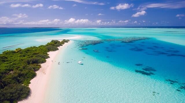 Gambling ulovlig på Maldivene