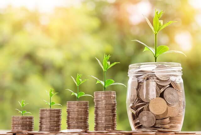 Få pengene til å vokse med lav volatilitet
