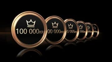 100,000kr turnering hos Storspiller Casino