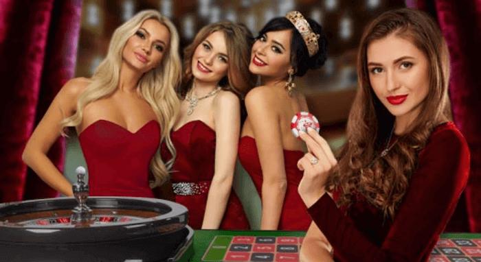 Live Casino hos MagicRed