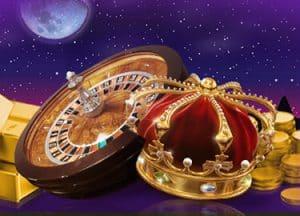 Roulette og live casino hos Royal Spinz Casino