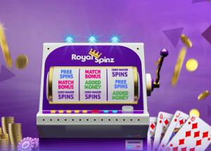 Kmapnajer og Spin Boost hos Royal Spinz Casino