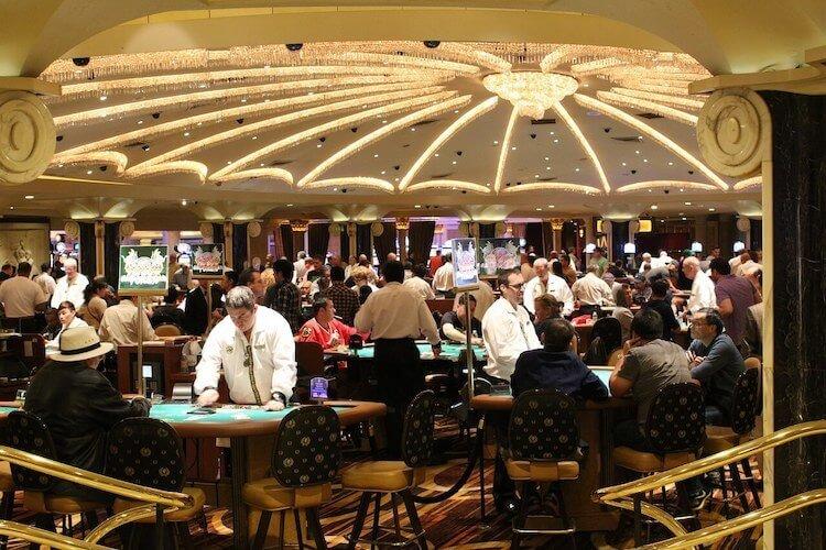Høye driftskostnader på landbaserte casino