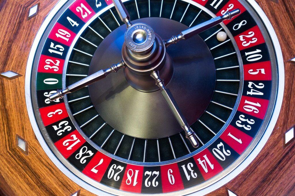 Bruk martingaleteorien i roulette