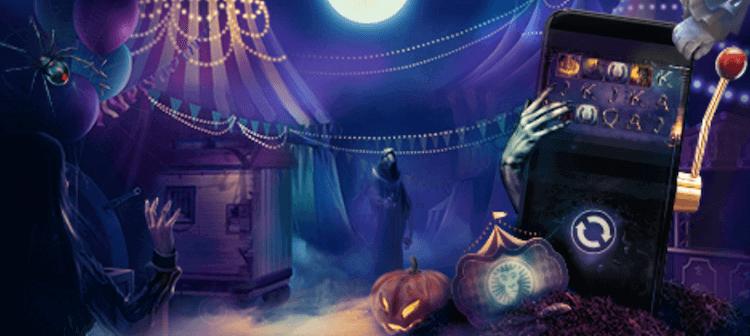 Halloween kampanje hos LeoVegas Casino