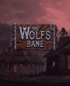 Wolf's Bane Halloween slot