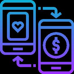Alle funksjoner også fra mobilcasino