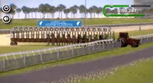 Virtuell sport – hesteveddeløp