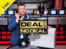 Deal or No Deal fra Evolution Gaming