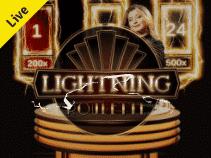 Lightning Roulette fra Evolution Gaming