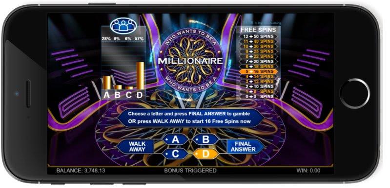 Big Time Gaming Mobile spille