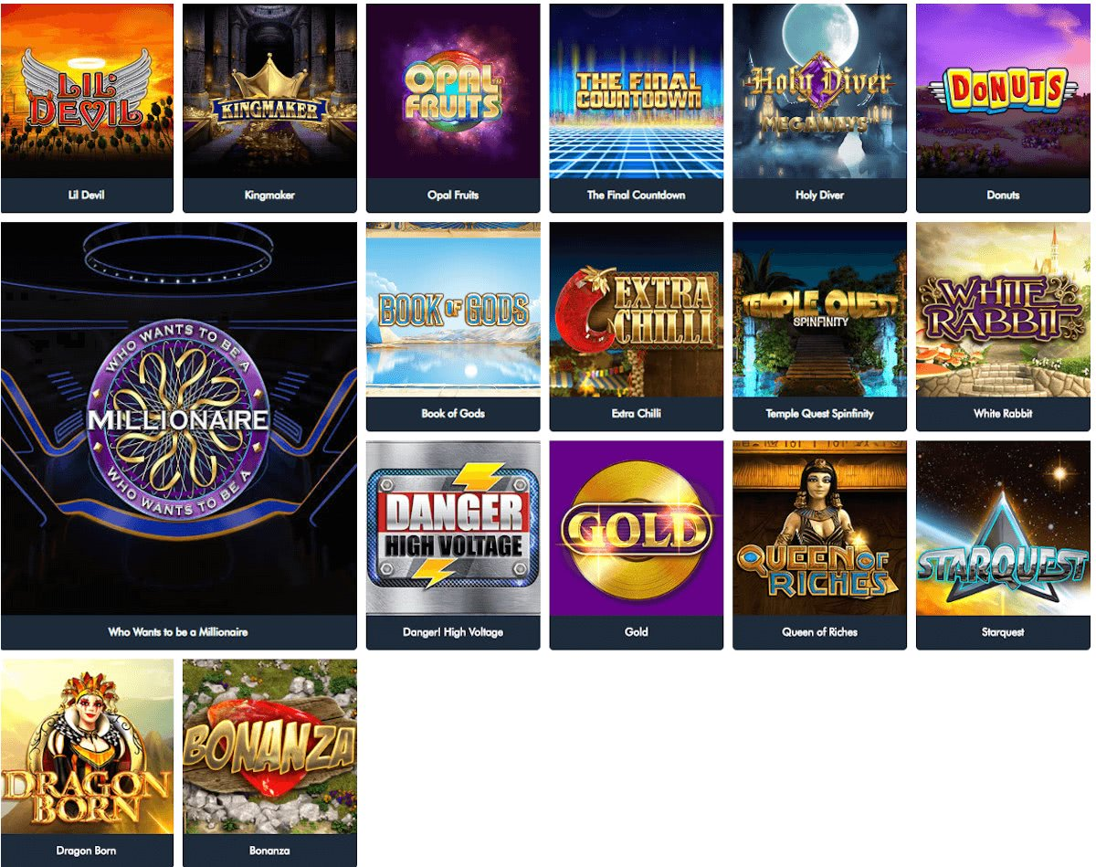 Big Time Gaming Casino Norge