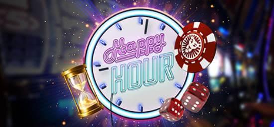 Happy hour HVER onsdag LeoVegas