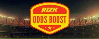 odds boost Rizk
