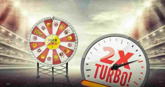 Rizk turbo onsdag chip