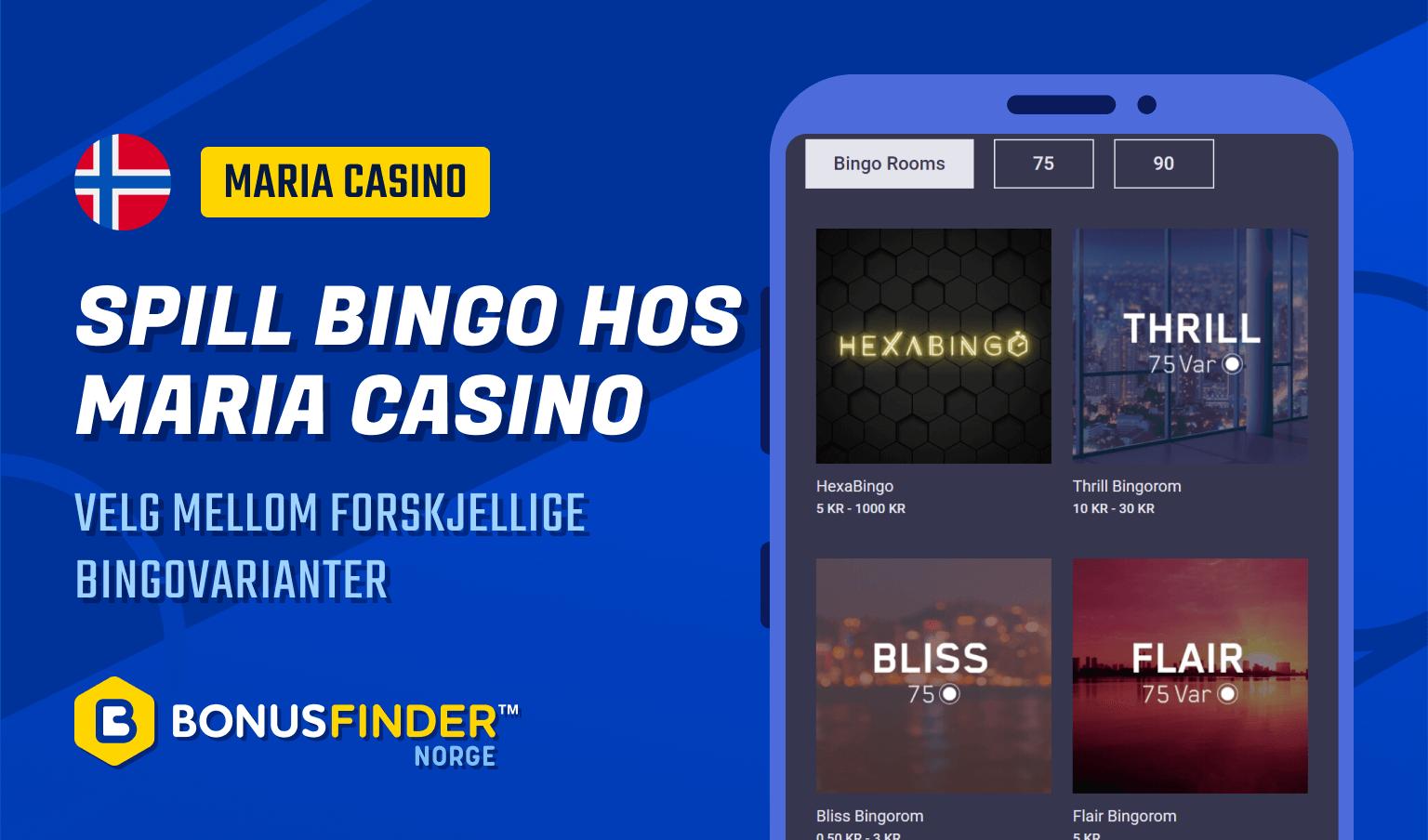 bingo på mobil