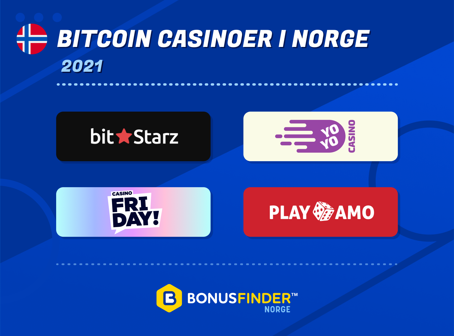 bitcoin casinoer
