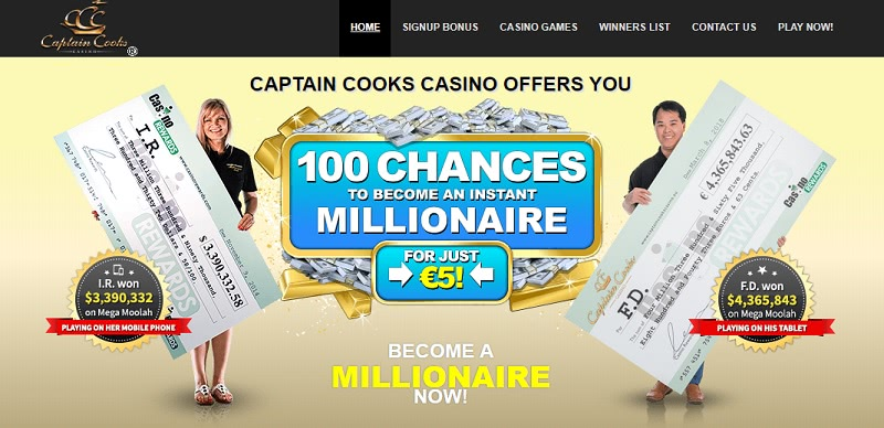 norske kasino bonus