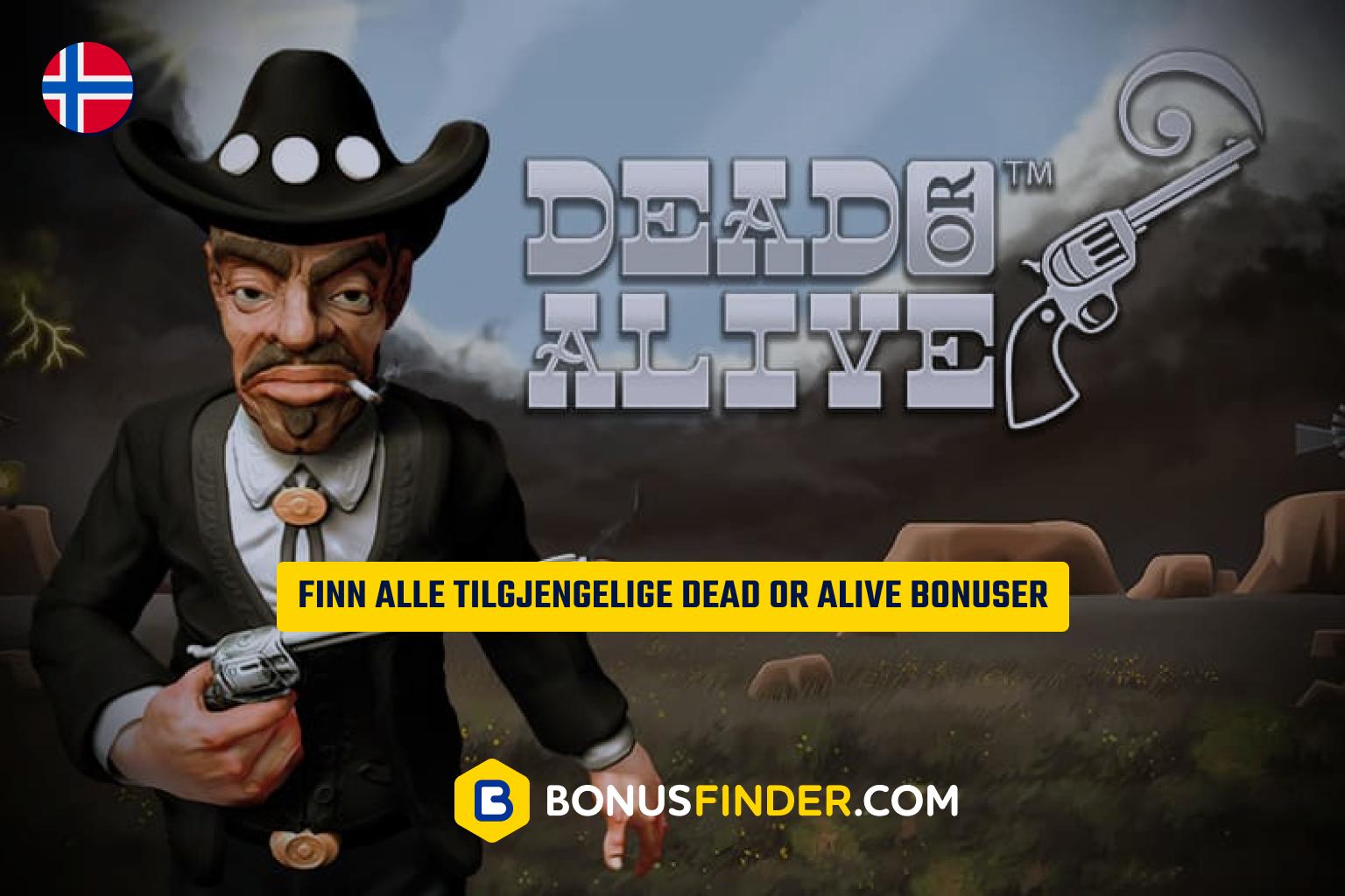 dead or alive bonus
