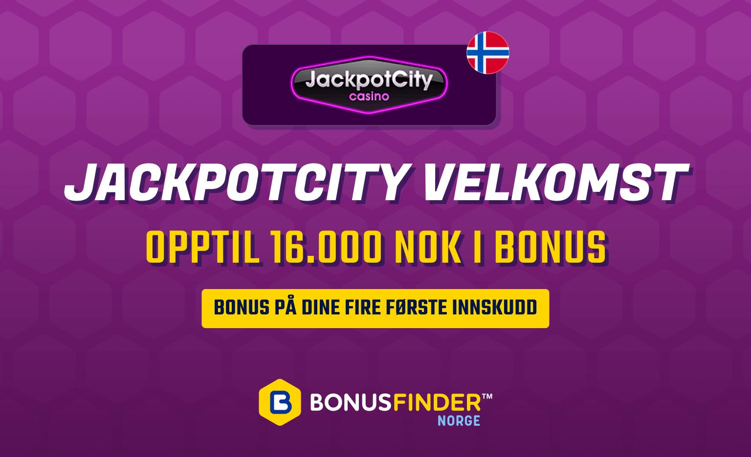 jackpotcity bonus