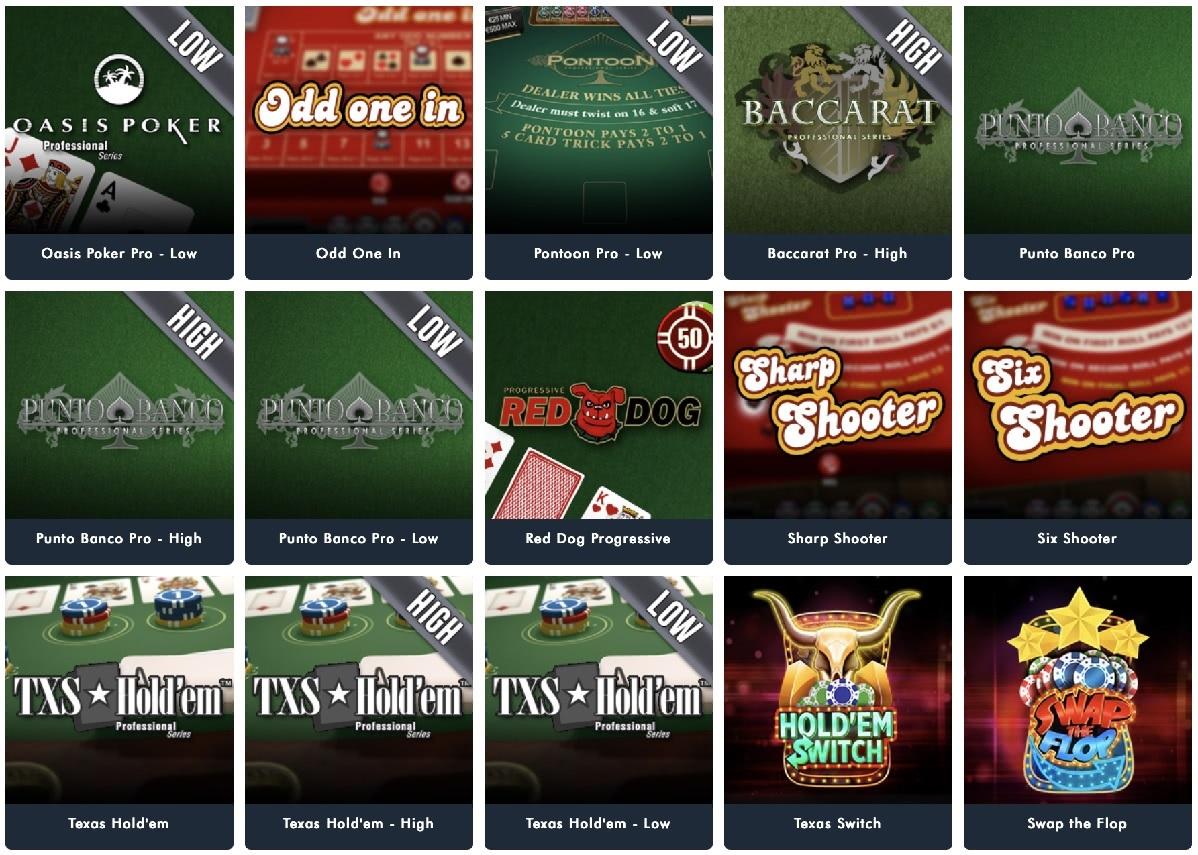 jonnyjackpot norsk live casino
