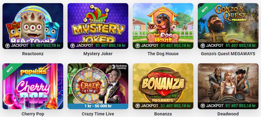 leovegas casinospill