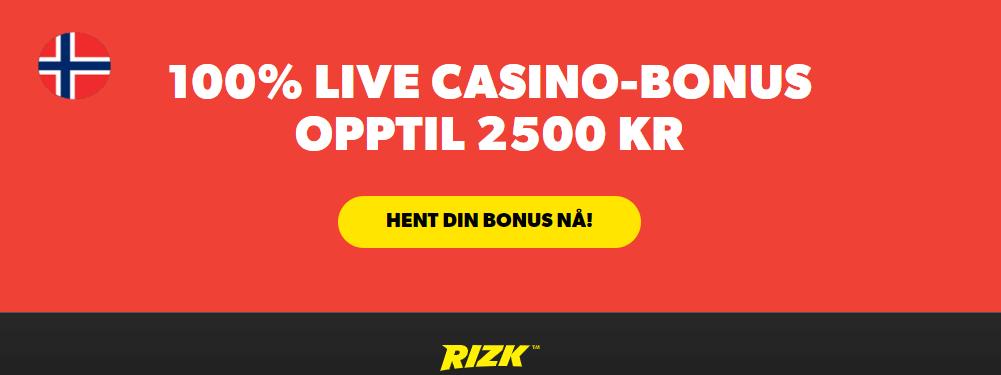 rizk casino live