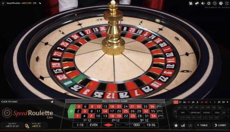 live roulette i norge