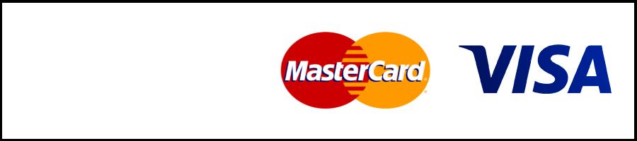 visa og mastercard